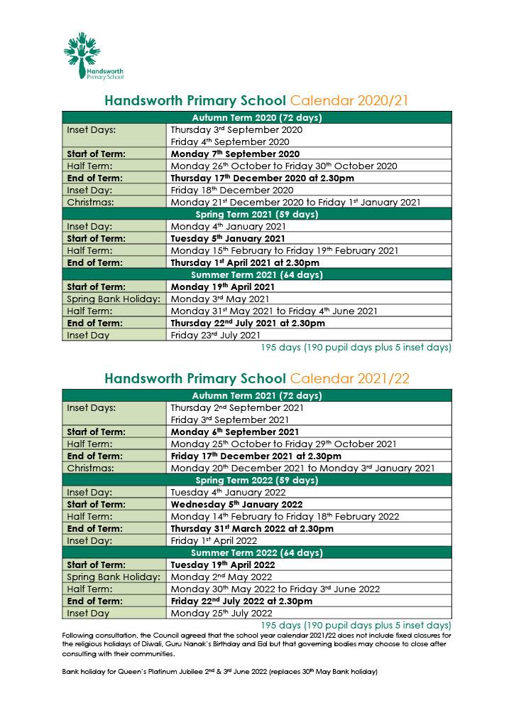 2022 Primary Calendar.School Calendar Diary