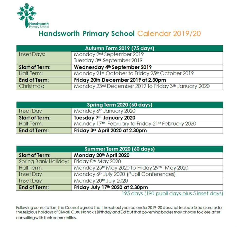 Christmas Holidays 2019 Calendar.School Calendar Diary